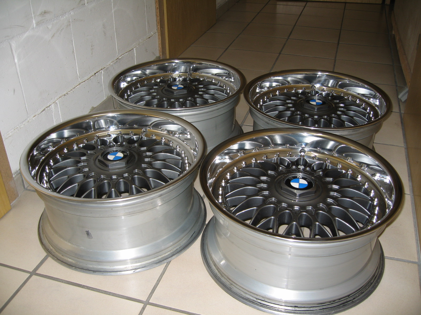 FS:BBS RS wheels and BBS style